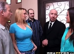 Brazzers - Shes Gonna Spew - The Big Spew scene starring Blake Rose and Will Powers