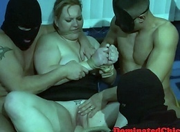 Sub secretaries getting punished coupled with fucked