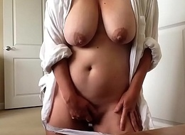 Well-endowed Plumper immigrant yoursexcam69com showing retire from