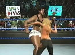 michelle mccool vs sarita
