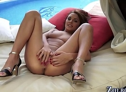Teens cunt squirts piddle