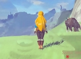 nobles zelda gangbang-sableserviette Legend of zelda breathe of the wild-.MP4