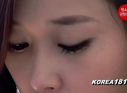 Korean Porn Hawt Korean Teen is HORNY