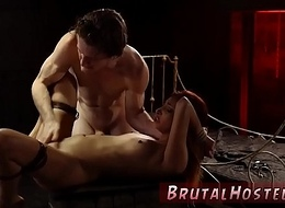 Bondage machine orgasm Poor lil'_ Drill-hole Jantzen, that babe just dreamed to