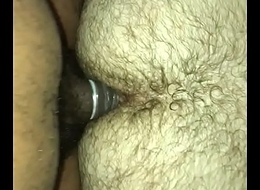Fat Black Cock Fucking Deep Into Young Hairy Twink