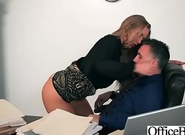 Hardcore Bang With Simmering Big Tits Office Girl (Nicole Aniston) video-20
