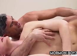 Secret Sex Celebratory Drifting Daddy Coupled with Twink Caught On Tape - MORMON-BOYZ.COM