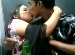 indian boyfriend with the addition of girlfriend kiss