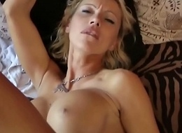 German Hot MILF get Double Have sex in Privat Homemade POV Tape
